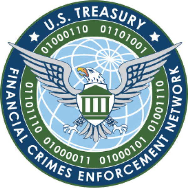 United States Department of the Treasury Financial Crimes Enforcement Network
