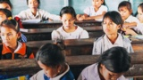 CG Pays Cambodian school's running costs